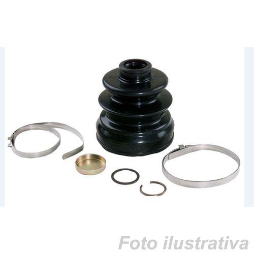 Coifa Homocinética Dorman Volkswagen Passat 2.0 16v 4 cilindros 2005 - 2010 lado roda - CFAU4001 - 8794 - Cod. 103969