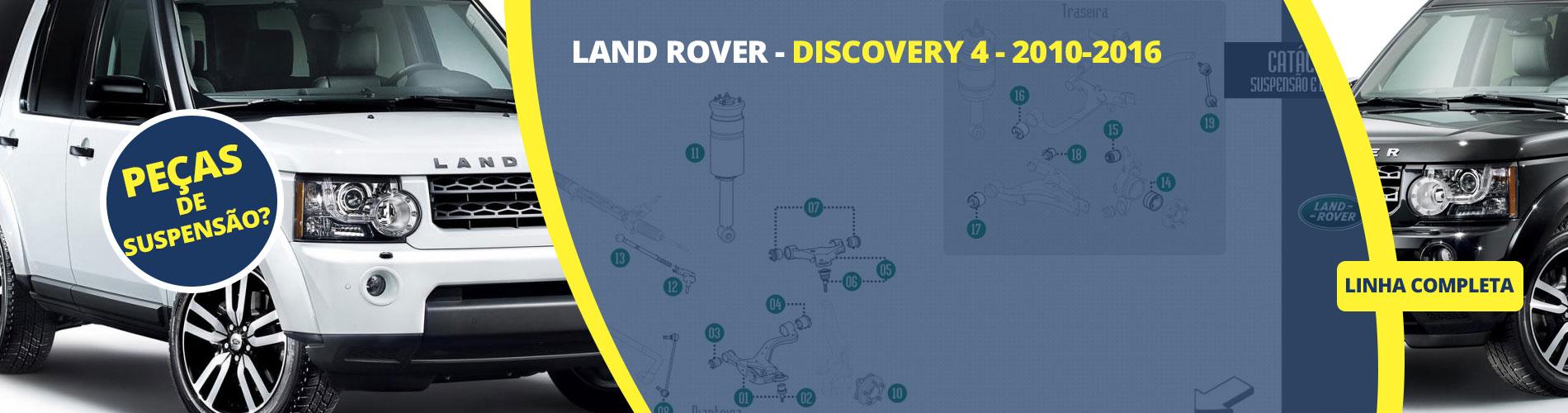 Catálogo LAND ROVER